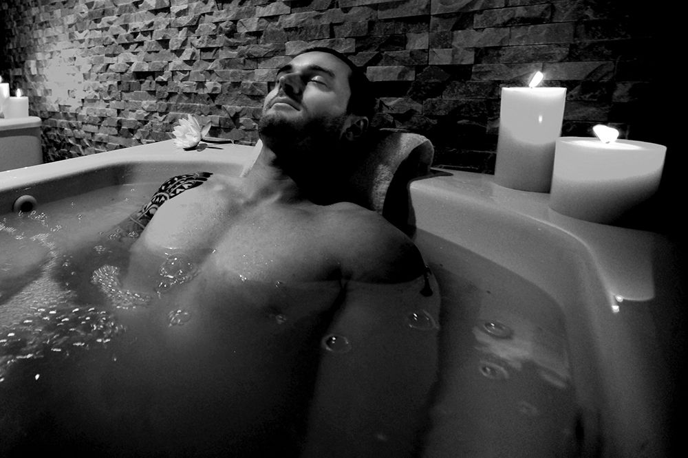 Private Spa Bathing Daylesford - The Mineral Spa Hepburn Springs